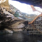 La Grotta della Poesia a Roca Vecchia