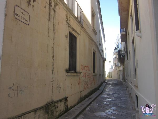 via della sinagoga