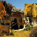 La chiesa rupestre di Cristo alle Grotte a Mottola