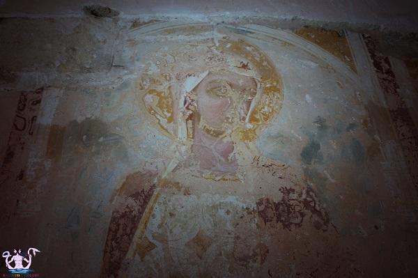 Santa Barbara, gioiello angioino di Montesardo 15