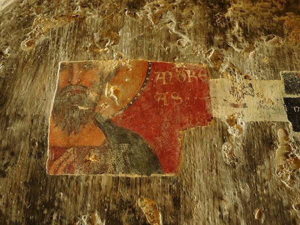 chiesa rupestre Spirito Santo a Monopoli 14