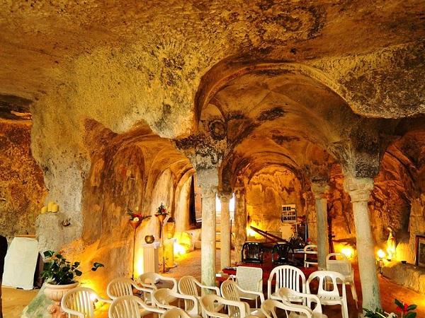 chiesa rupestre Spirito Santo a Monopoli 3