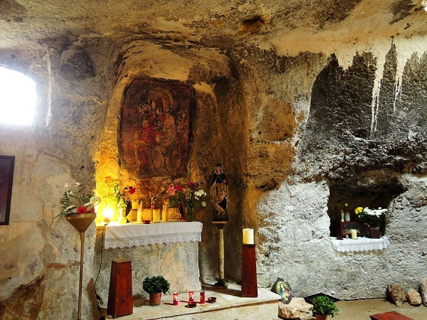 chiesa rupestre Spirito Santo a Monopoli 8