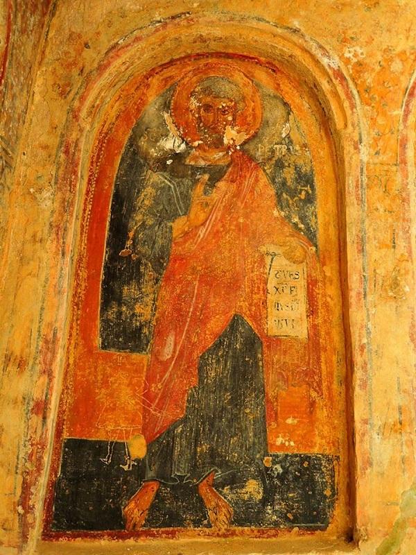 chiesa rupestre di san nicola a mottola 10