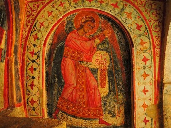 chiesa rupestre di san nicola a mottola 13