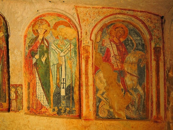 chiesa rupestre di san nicola a mottola 15