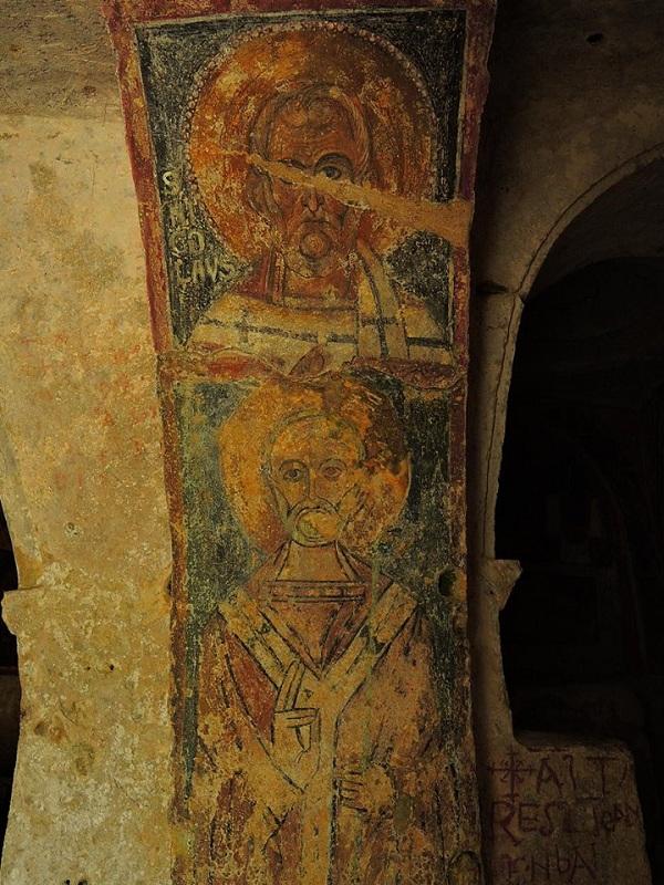 chiesa rupestre di san nicola a mottola 20