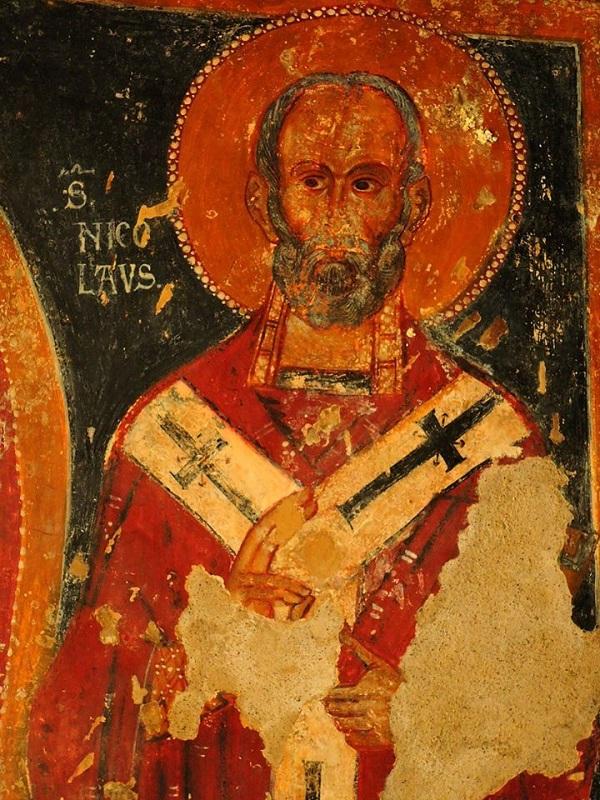 chiesa rupestre di san nicola a mottola 23