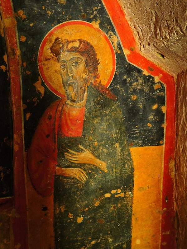 chiesa rupestre di san nicola a mottola 24