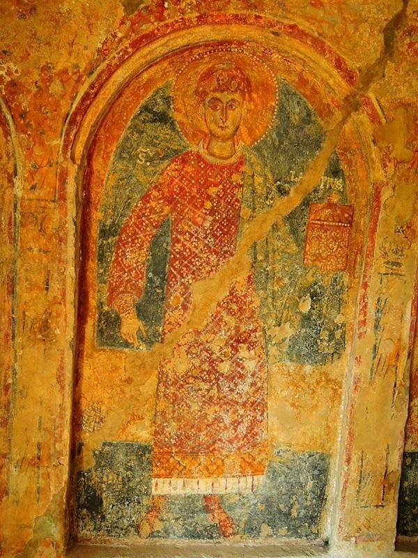 chiesa rupestre di san nicola a mottola 25
