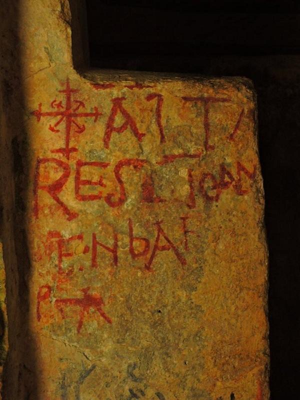 chiesa rupestre di san nicola a mottola 26