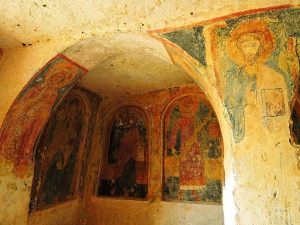 chiesa rupestre di san nicola a mottola 28