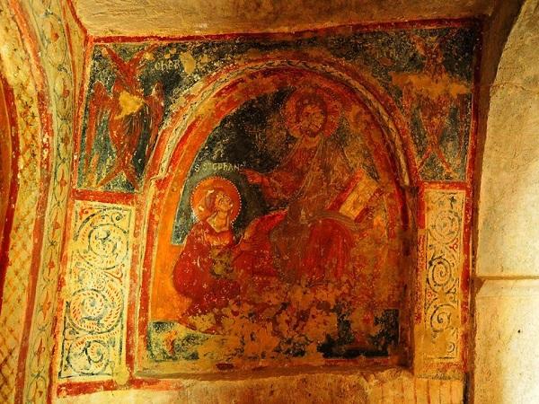 chiesa rupestre di san nicola a mottola 29