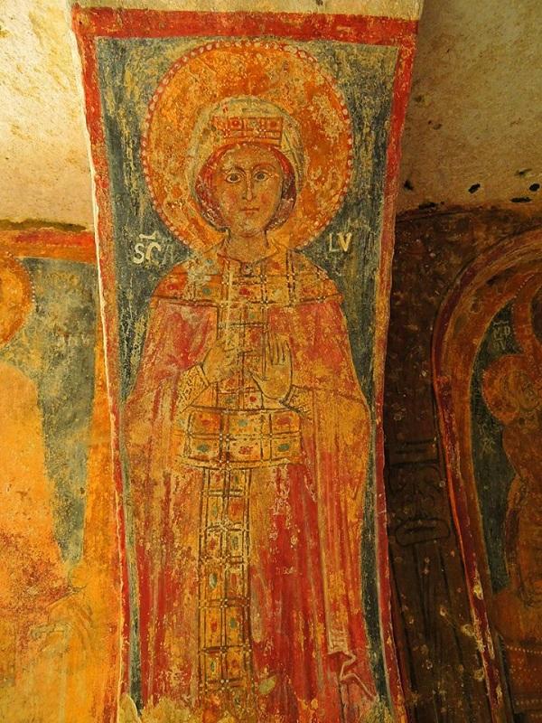 chiesa rupestre di san nicola a mottola 30