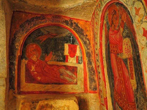 chiesa rupestre di san nicola a mottola 4