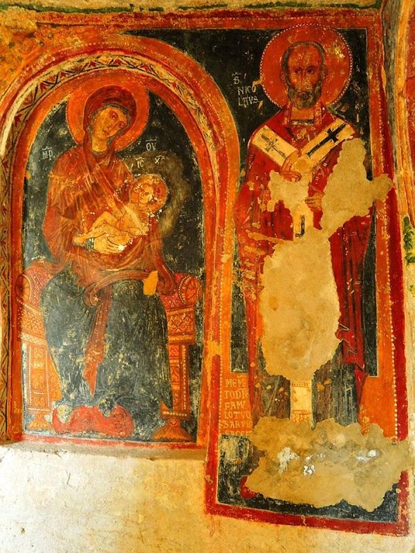 chiesa rupestre di san nicola a mottola 7