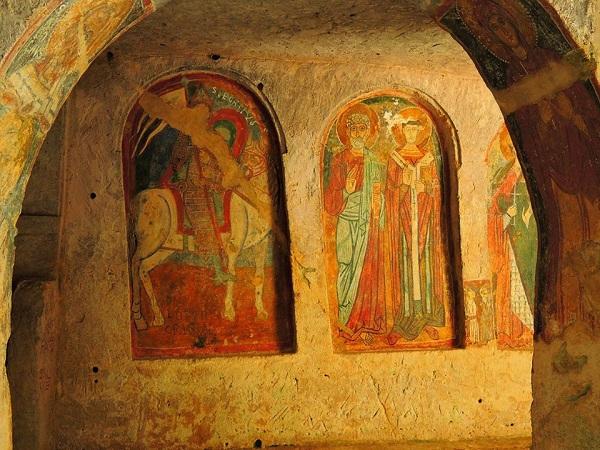 chiesa rupestre di san nicola a mottola 9