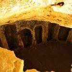 La cripta di San Mauro a Oria
