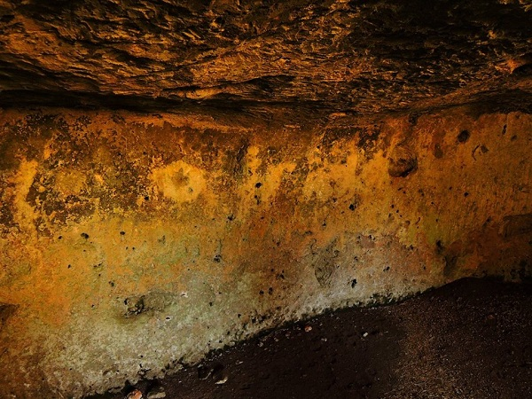cripta Arcangelo Michele 11