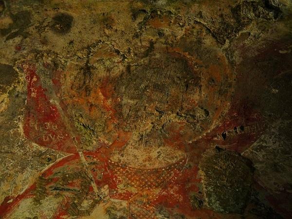 cripta Arcangelo Michele 4