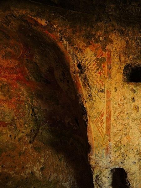cripta Arcangelo Michele 6