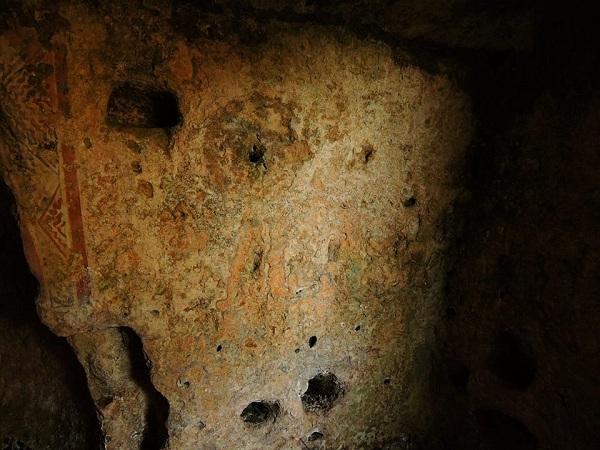 cripta Arcangelo Michele 7