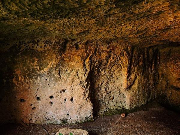 cripta Arcangelo Michele 9
