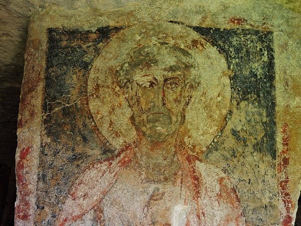 cripta di santa margherita a mottola 10