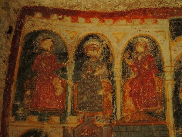 cripta di santa margherita a mottola 16