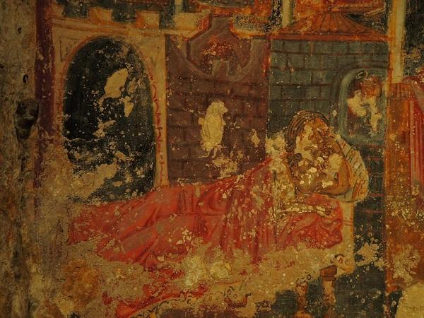 cripta di santa margherita a mottola 17