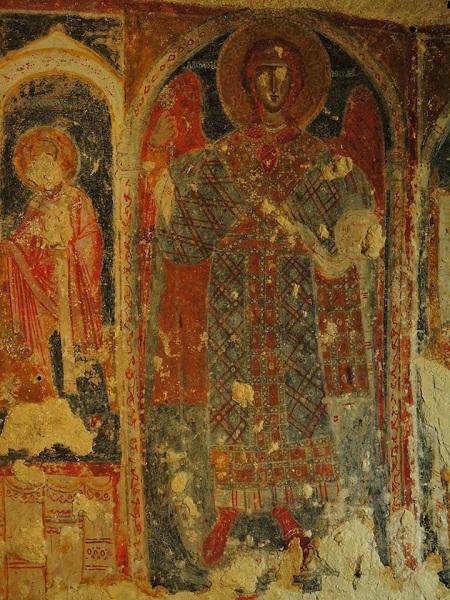 cripta di santa margherita a mottola 19