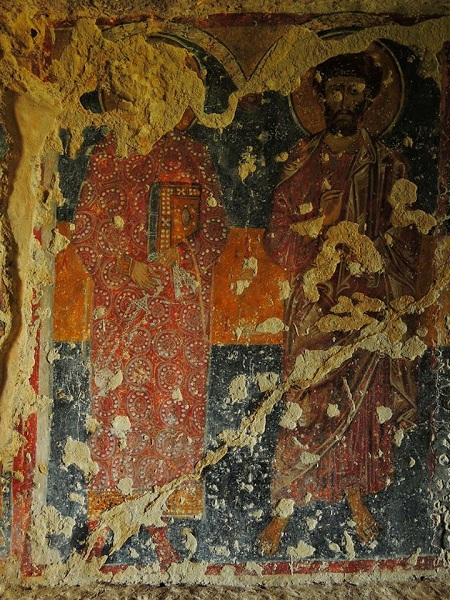 cripta di santa margherita a mottola 23