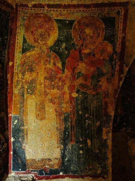 cripta di santa margherita a mottola 34
