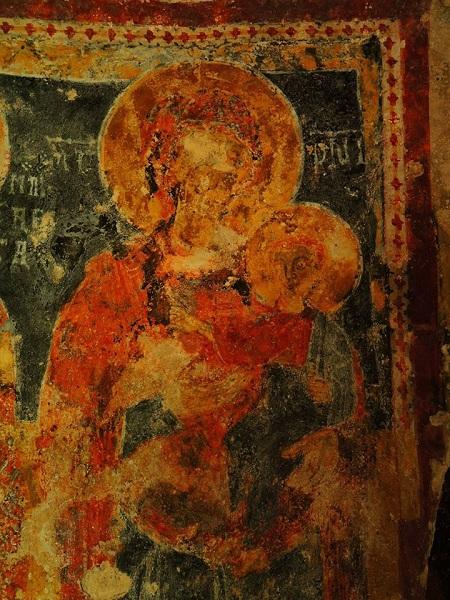cripta di santa margherita a mottola 37