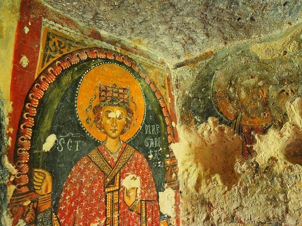cripta di santa margherita a mottola 4