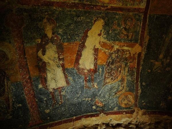 cripta di santa margherita a mottola 58