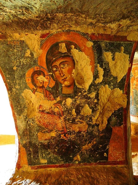 cripta di santa margherita a mottola 64