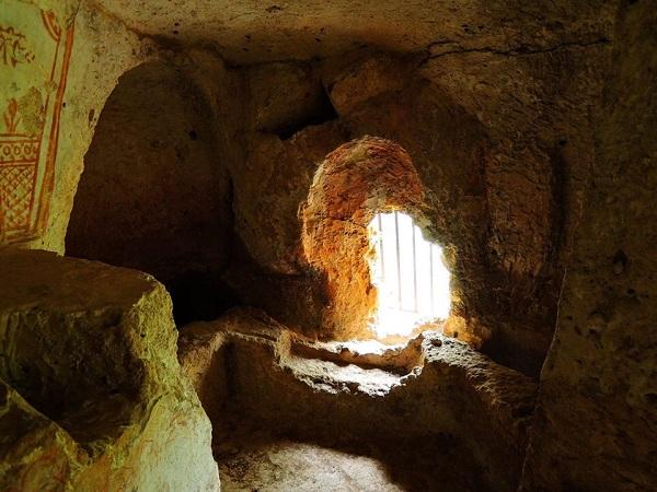 cripta di santa margherita a mottola 70