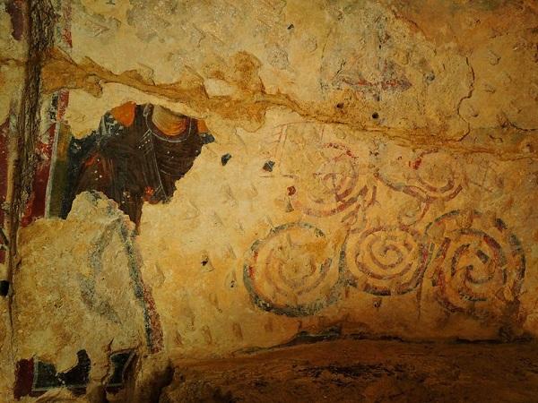 cripta di santa margherita a mottola 74
