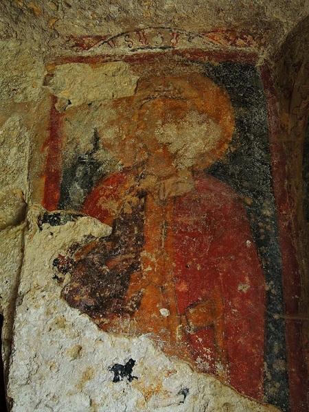 cripta di santa margherita a mottola 77