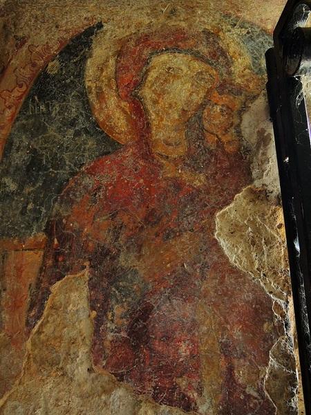cripta di santa margherita a mottola 78