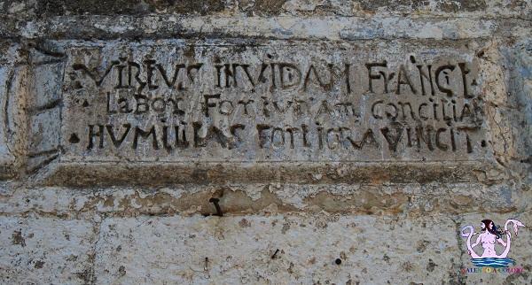 La saggezza delle epigrafi nel Piccolo Salento Antico