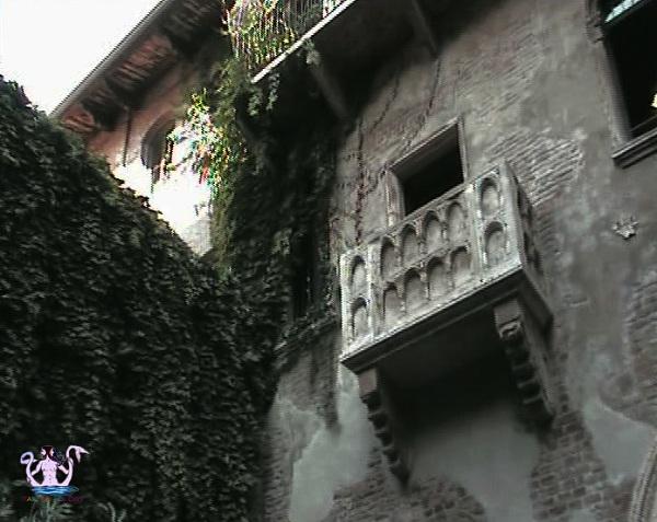 Fra Santi Poeti e Navigatori d'Italia casa di Romeo e Giulietta