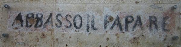 Le iscrizioni della Casarano post-Unitaria
