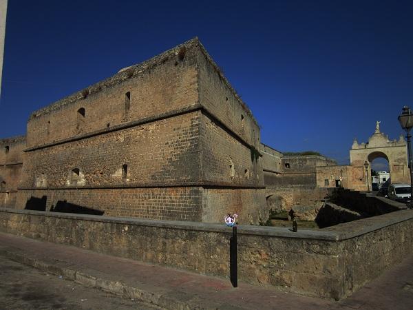 Il Castello di Copertino