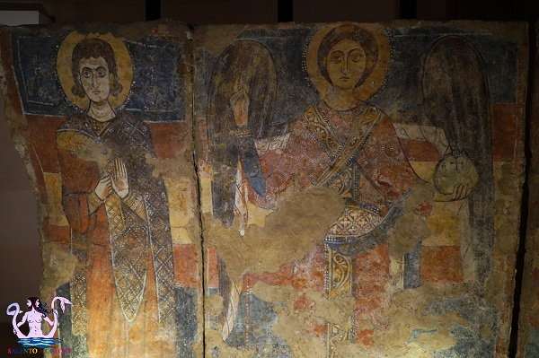 Gli affreschi di S.Maria degli Angeli a Poggiardo