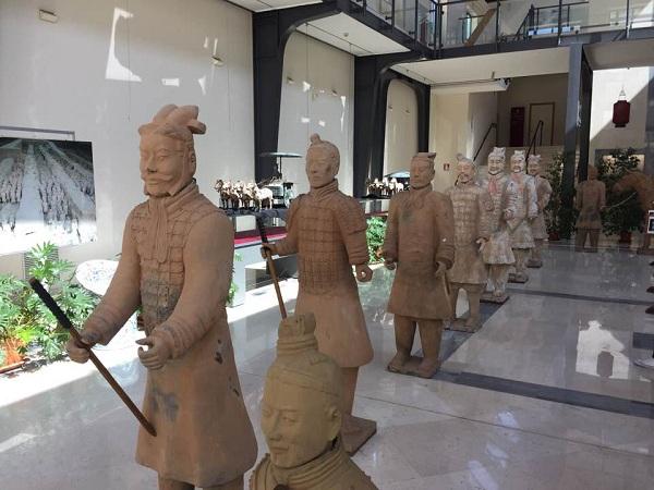 Esercito di Terracotta dell'Impero Cinese