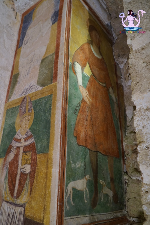 La cappella gotica di Presicce