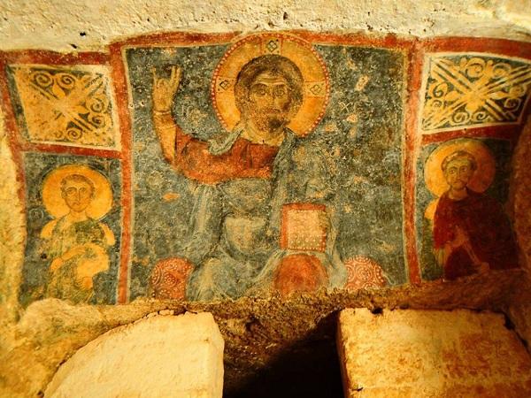 La chiesa rupestre di San Marco a Fasano
