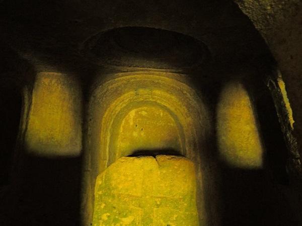 L'insediamento rupestre di Visciulo a Matera